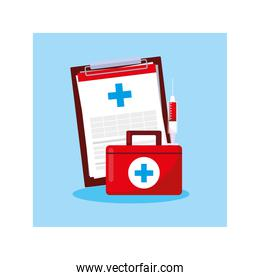 first aid kit medical, health day