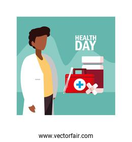 doctor in the world health day
