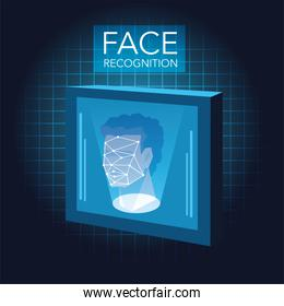face recognition and identification system, mobile app for face recognition