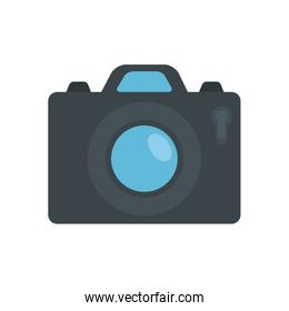 Isolated camera device vector design