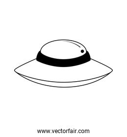 flying saucer icon, flat design