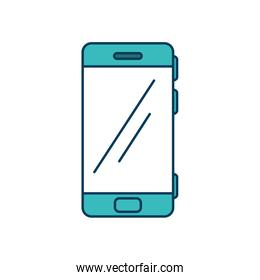 technology smartphone device icon