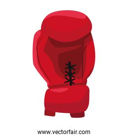 red boxing glove icon
