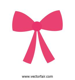 red bow decoration ribbon icon