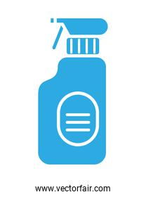 disinfectant spray bottle product line style