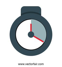 chronometer timer counter isolated