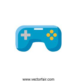 videogame console control isolated icon desing