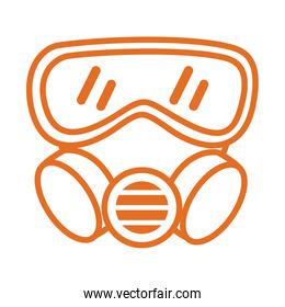 bio security mask protectionline style