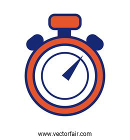timer chronometer counter line and fill style