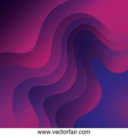 waves background pink and purple colors