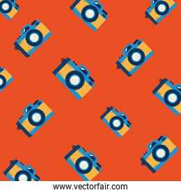 background of cameras photographic devices