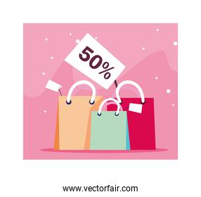 christmas promotions and discounts , winter sales