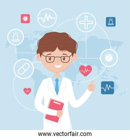 online doctor medical consultation and support covid 19 coronavirus