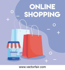 card online shopping and e commerce