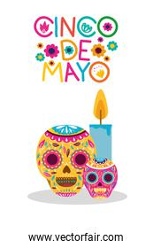 Cinco de mayo vector design