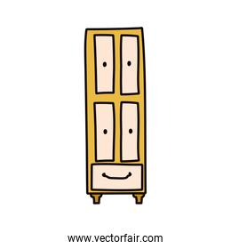 wooden furniture cabinets interior object
