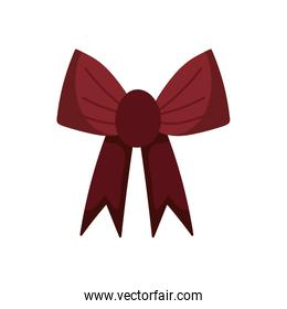 gift bow decoration ornament icon