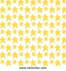 gold stars ornament decoration background