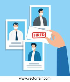 photos of business people fired