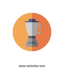 blender electronic home appliance isolated icon