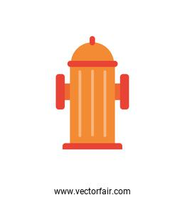 fire hydrant street accessory icon
