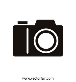 camera photographic device isolated icon