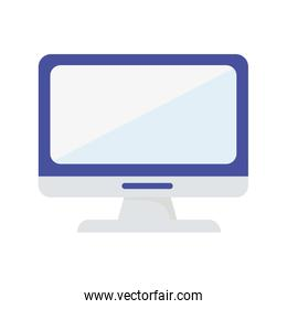 computer monitor device technology smart icon