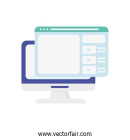 computer website education distance learning online