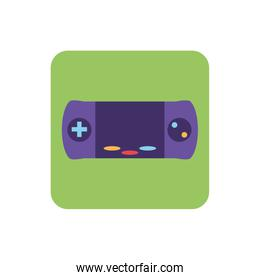videogame console isolated icon