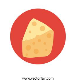 delicious cheese hand draw style