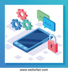big data technology with smartphone