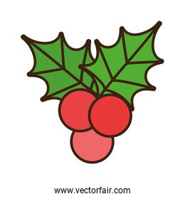 holly berry ornament decoration christmas