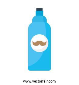 barber shop mustache product icon