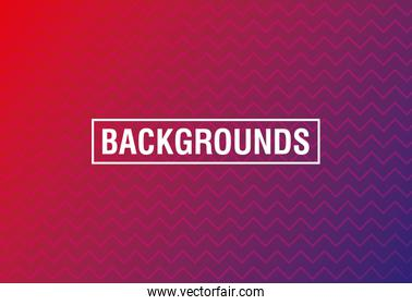 red vibrant colors background icon