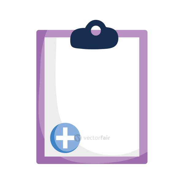 Isolated medical history vector design