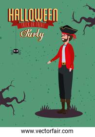 cartel of party with pirate