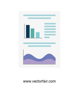 Isolated workflow document vector design
