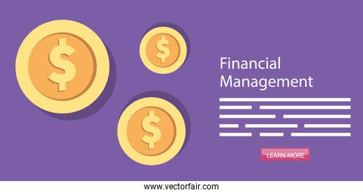 financial management with set coins