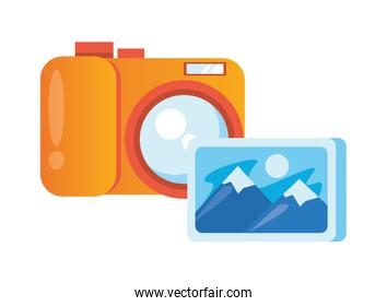 picture file format with camera photographic
