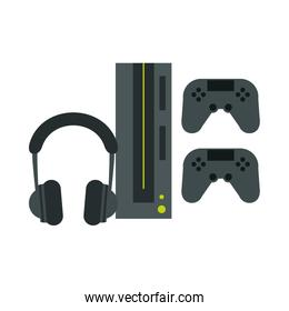 earphones audio device and video game console