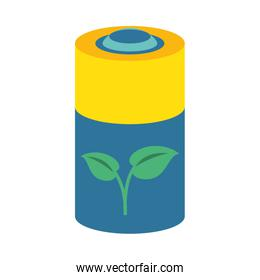 leafs plant ecology in battery