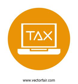 laptop with tax obligation ebusiness