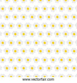 flowers nature ornament decoration textile background