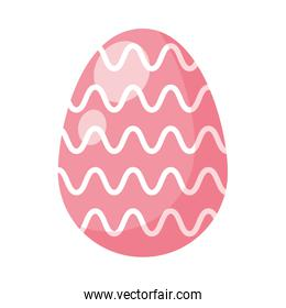 egg painted easter decoration icon