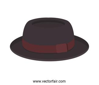 hat headwear accessory isolated icon