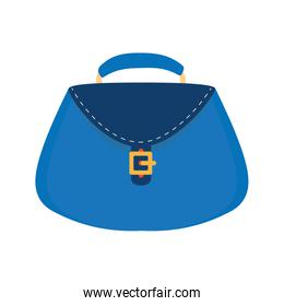 women bag purse isolated icon
