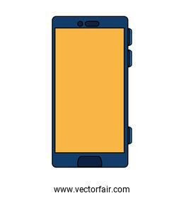 smartphone device technology isolated icon