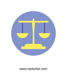 Isolated scale law vector design