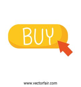 buy button with mouse arrow