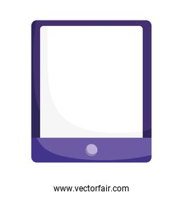 smartphone device gadget technology isolated icon design